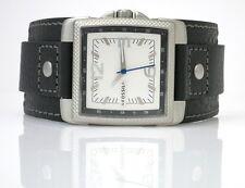Fossil Watch-Bar - WB1071 schwarzem Band - NEU und ungetragen