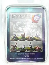 Bad Squiddo Games FAF017 Skoggskatter (Scandinavian Wild Cats) Viking Animals