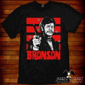 Charles Bronson T-shirt inspired by the movie Death Wish 1974
