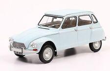 CITROEN DYANE 6 1970  1:24 New & Box Diecast model Car miniature