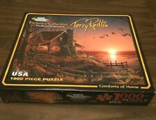 Puzzle Terry Redlin Exclusive Collection  Comforts of Home 1000 Piece Puzzle