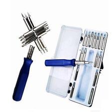 Tool Kit Repair Notebook 16 In 1 Tool Set Driver Screw Driver Screwdriver