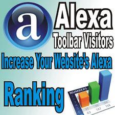 1000 barra degli strumenti Alexa i visitatori! aumentare il vostro sito web Alexa classifica! 100% AdSense al sicuro