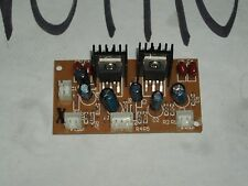 Horizon Club T700 Amplifier board (treadmill)