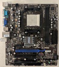 MSI K9N6PGM2-V v2.3 Socket AM2+/ GeForce DDR2 Motherboard (K9N6PGM2-V2) #EB6519