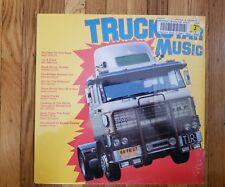 Truckstar Music NM  Vinyl LP NM Record Cover Shrinkwrap BU4640 1982