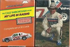 1992 Red Line Racing the Cale Yarborough Story  30-card factory sealed set