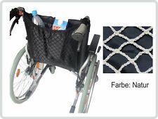 Rollstuhlnetz Einkaufsnetz mit Innenfutter, Natur universal NEU+OVP