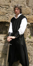 MEDIEVAL-LARP-SCA KNIGHTS LONG SURCOAT in All Sizes/Colours