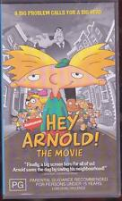 HEY ARNOLD! the movie (new and sealed VHS) rare find