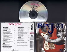 BON JOVI - Live & Alive (Live in Japan 1985 e U.S.A. 1992) CD VERY RARE