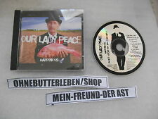 CD POP Our Lady Peace-HAPPINESS (11) canzone Sony Epic