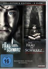 2 DVDs * DIE FRAU IN SCHWARZ 1 + 2 ~ COLLECTOR'S EDITION # NEU OVP $