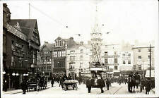 Leicester. Clock Tower # 180 by E.C.H. Tram.