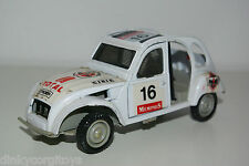 POLISTIL S-100 S100 S 100 CITROEN 2CV 2 CV CROSS RALLY NEAR MINT RARE SELTEN