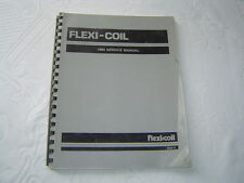 1990 Flexi-coil Flexicoil air seeder sprayer system 82 95 75 service manual