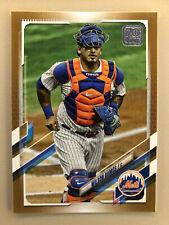 2021 Topps Gold /2021 Wilson Ramos #127 New York Mets
