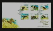 Alderney: 2009,  Bees, First day cover