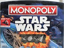Monopoly Game: Star Wars Edition 2016