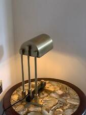 Bauhaus style table lamp Marcel Breuer design New