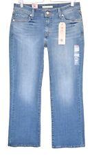 NEW Levis 529 CURVY BOOTCUT Blue Mid Rise Stretch Jeans Size 12 14 W31 L30