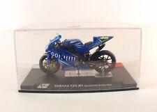 Kiosque Altaya Ixo moto Yamaha YZR-M1 Rossi 2004 1/24 neuf en boîte/ inbox