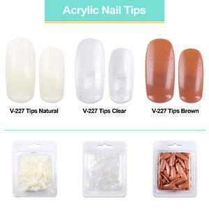 PANA USA Training Practice Acrylic Nail Tips