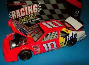Ricky Rudd 1995 Tide #10 Ford Thunderbird 1/24 Vintage NASCAR Diecast CWC New