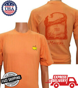 Masters Pimento Cheese T-Shirt Masters Tournament Augusta National Golf S-5XL...