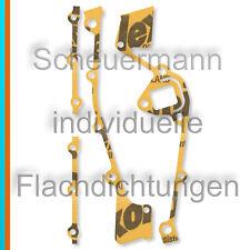 Dichtsatz Steuerkettengehäuse für BMW M10, M20 Motoren 1502, 2002, 2000