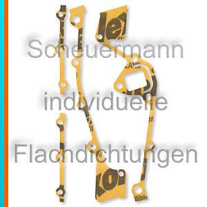 Gasket kit Steuerkettengehäuse For BMW M10,M20 Engines 1502, 2002, 2000