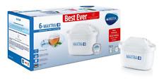 Brita Maxtra Filtre À eau Blanc Cartouches UK Version Paquet de 3