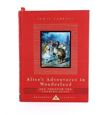 Alices Adventures in Wonderland & Through the Looking Glass Lewis Carroll 1992