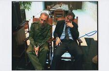 Oliver Stone autographe signed 18x27 cm image