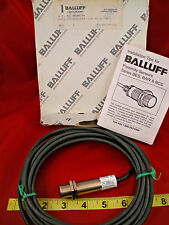 Balluff BES 516-326-BO-C-PU-5 Proximity Sensor Sn 5mm 10-30vdc 00030553700 New