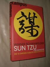 Werner Schwanfelder: Sun Tzu für Manager (Gebundene Ausgabe)