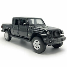 Jeep Wrangler Gladiator Pickup Truck 1:32 Model Car Diecast Gift Toy Kids Black