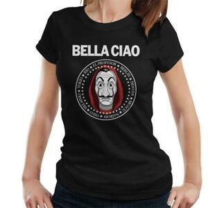 Casa De Papel Money Heist Bella Ciao Women's T-Shirt