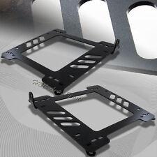 For 1990-1991 Honda CRX/CR-X ED8/9 Planted Steel Racing Seat Mount Base Bracket