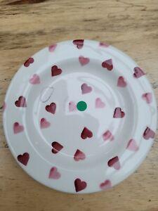 "Emma Bridgewater Pink Hearts Dollies Tea Plate 4"""