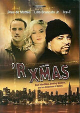 R-Xmas (DVD) Ice-T, Drea de Matteo, Lillo Brancato Jr.  NEW sealed
