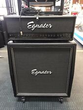 Egnater Vengeance 120W Tube Guitar Amp Head Amplifier w/ matching 4x12 cab