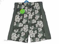 bnwt ex adams flower design swimming swim short trunks 3,4,5,6,7,8,9,10 yrs