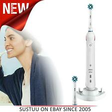 Oral-B Smart Series 4000 Cross Action Electric Rechargeable Toothbrush│Bluetooth