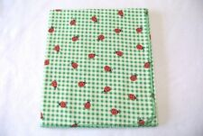 Ladybugs Baby Blanket Can Be Personalized 36x40