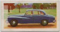 "Vintage Daimler ""Majestic"" Saloon Motor Car Automobile 1950s Ad Trade Card"