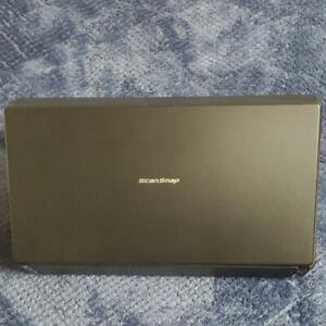 Fujitsu ScanSnap iX500 Color Image Document Scanner FI-IX500 USED