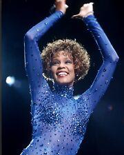 "Whitney Houston 10"" x 8"" Photograph no 11"