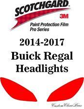 3M Scotchgard Paint Protection Film Pro Series 2014 2015 2016 2017 Buick Regal