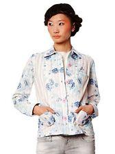 CUSTO BARCELONA Women Blazer Jacket Casual Summer Color Work Collection size s 4
